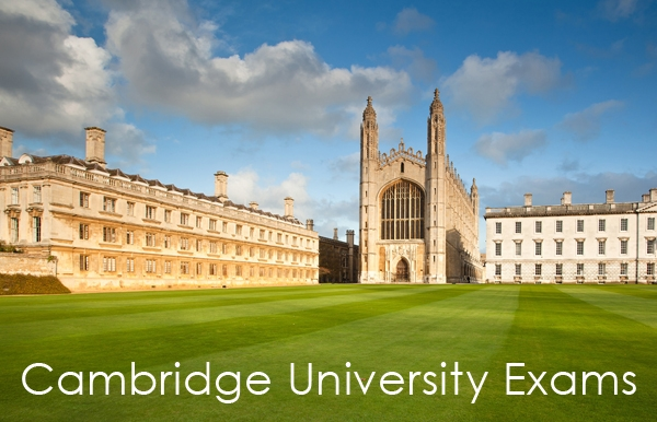 Cambridge University Exams